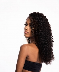 Full Lace Wig Deep Wave